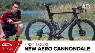 The New Cannondale SystemSix Aero Road Bike | GCN Tech's First Look
