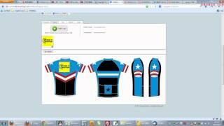 cycling jersey online design tool