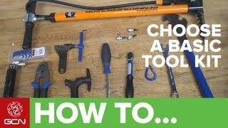 How To Choose A Basic Bike Tool Kit - Bicycle Maintenance