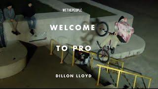 Dillon Lloyd - Welcome to WETHEPEOPLE PRO