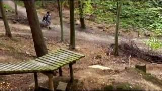 Cannock Chase,Stile Cop DONE! Freeride/downhill. Misson 3!!