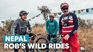 Could MTB and The Himalaya's Be A Match Made In Heaven? | Rob Warner's Wild Rides w/ Olly Wilkins