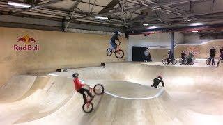 Lil Pros UK BMX Tour BONUS EPISODE: Pregaming in Scotland at Unit 23 Skatepark