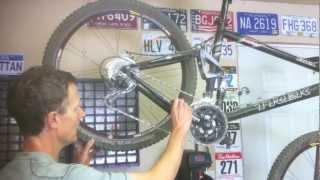 Biking Uphill... Understanding Gear Ratios