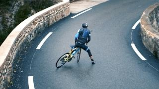 Road Cycling Wheeling and Drifting   BeeA Energy X Nico QUERE