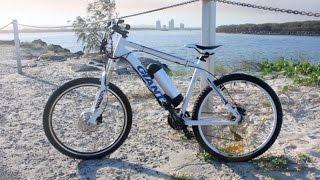 Aklo A-Kit Conversion Kit + Giant XTC Review | E-Biking Now