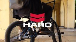 Haro BMX Chad Kerley CK Bike Check