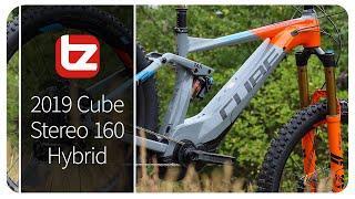 2019 Cube Stereo 160 Hybrid | Range Review | Tredz Bikes