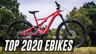TOP 8 - Electric Mountain Bikes for 2020 - Buyers Guide DREAM BIKE CHECK